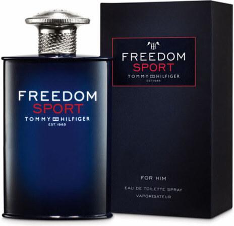 TOMMY HILFIGER Freedom Sport pánská toaletní voda 100 ml - Glami.cz f9e922bc691