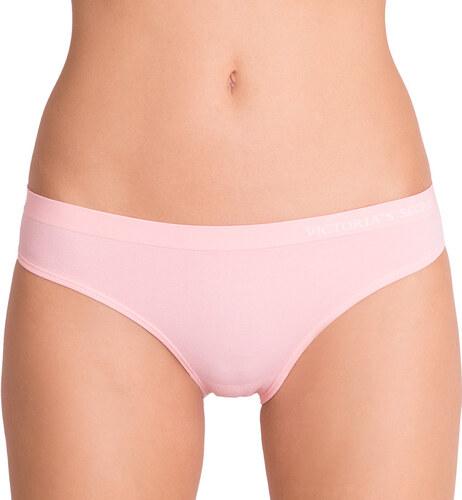 Dámské kalhotky Victoria s Secret cheekini bezešvé růžové - Glami.cz 0fd9140fa7