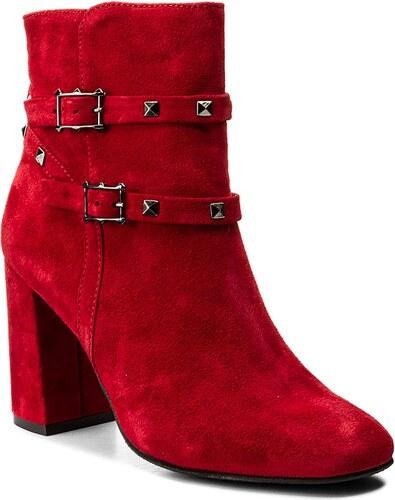 Magasított cipő NESSI - 17287 N Czerwony W - Glami.hu 7ba1a4df19