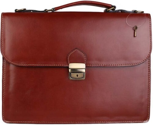 Talianske kožené tašky pánske veľké do ruky hnedé Maximus - Glami.sk 67865a1d8bb