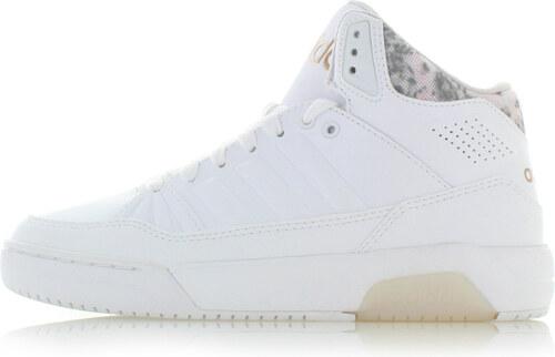adidas CORE Dámske biele členkové tenisky ADIDAS PLAY9TIS - Glami.sk ab64316b641