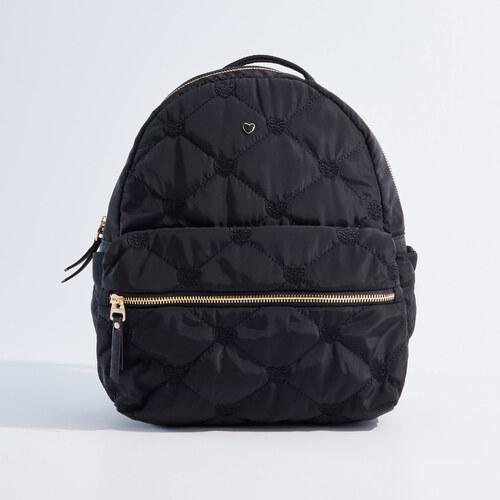 8e5a2390b7d Mohito - Prešívaný ruksak - Čierna - Glami.sk