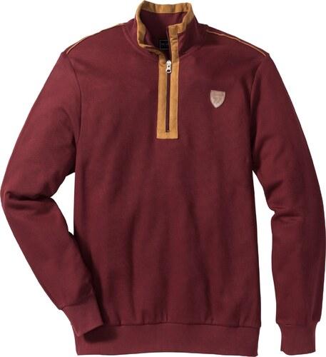 Bpc selection bonprix sweat shirt regular fit rouge for Sweaty t shirts and human mate choice