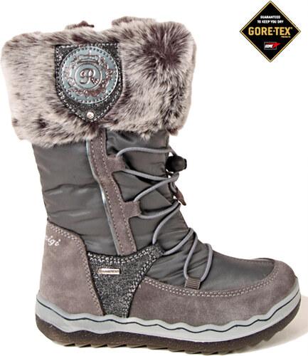 PRIMIGI Dívčí zimní boty sněhule Gore-tex Primigi 8620277 - Glami.cz 74cfd667b9