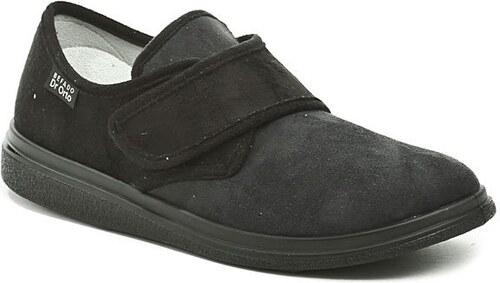 Dr. Orto - Befado Dr. Orto 036D007 černé dámské zdravotní boty ... 9888d8c224