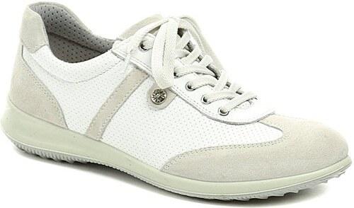 IMAC I2066-01 bílé dámské polobotky - Glami.cz 5811851814e