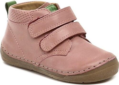 cd016318533 Froddo G2130122-8 Barefoot růžové dětské boty - Glami.cz