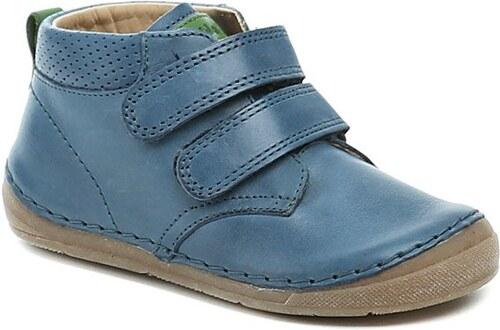 Froddo G2130122-8 modré dětské boty - Glami.cz 2464265e7d