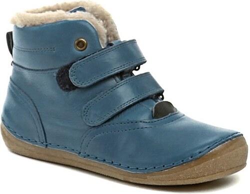 5b9cc3354cf -17% Froddo G2110069-1K modré dětské zimní boty