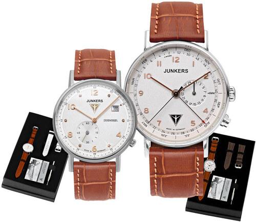 Junkers Pánské hodinky - Glami.cz a161d9a234c