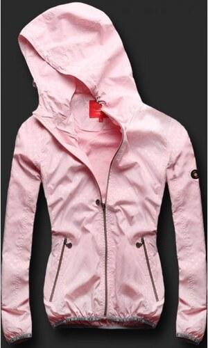 e1ad55c1f2 MODOVO Női átmeneti kabát kapucnival P-10 rózsaszín - Glami.hu
