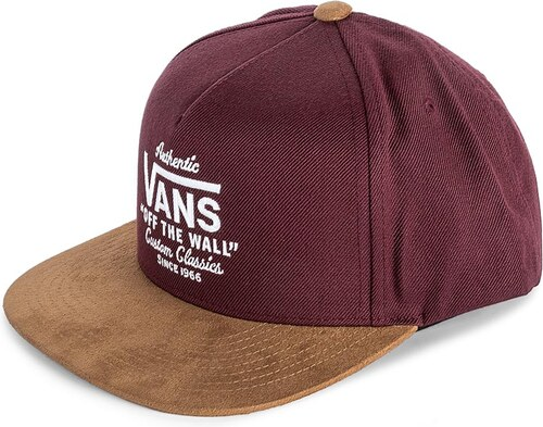 Baseball sapka VANS - Wabash Snapback VN0A36I84QU Port Royale - Glami.hu 3161f8c987