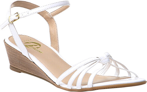 Baťa Páskové sandály na klínovém podpatku - Glami.cz 0059f56789