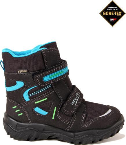 SUPERFIT Chlapecké zimní boty Gore-tex Superfit 1-00080-01 - Glami.cz dbcd730b85