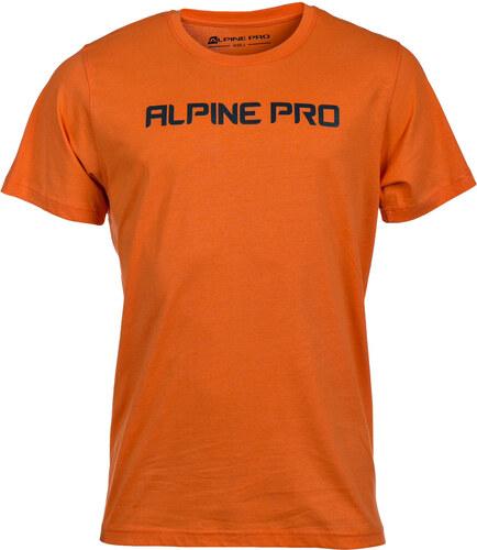 ALPINE PRO ATALA 4 Pánské triko MTSK218343PA neon pomeranč XS - Glami.cz d002b78e00f
