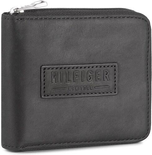 Nagy férfi pénztárca TOMMY HILFIGER - Hilfiger Deboss Square Za AM0AM02710  002 a37a0875f8