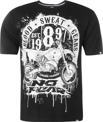 c25e60bf173 Tričko pánské No Fear Motocross Graphic BloodSweatGears - Glami.cz