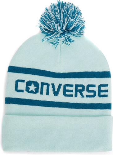 Menta színű sapka Converse Wordmark Pom Knit - Glami.hu 2cd3ececdd