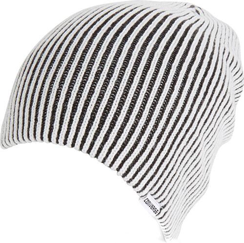 Fekete-fehér sapka Converse Contrast Rib Knit - Glami.hu fea0f38008