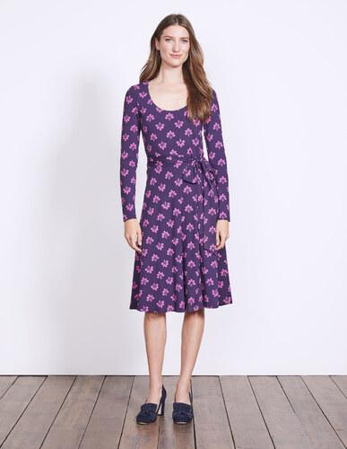 Silvia jerseykleid purple damen boden for Bodendirect sale