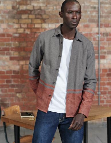 Ingleton outdoorhemd grey herren boden for Bodendirect sale