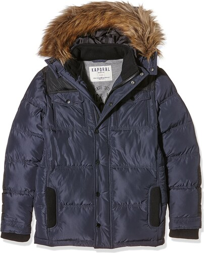 kaporal gosh manteau gar on bleu old blu fr 10 ans taille fabricant 10 ans. Black Bedroom Furniture Sets. Home Design Ideas