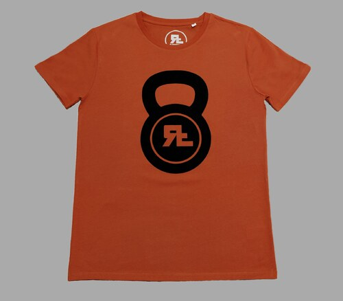 0036648d995c R-Forced Červené pánské tričko Kettlebell 17-RF - Glami.sk