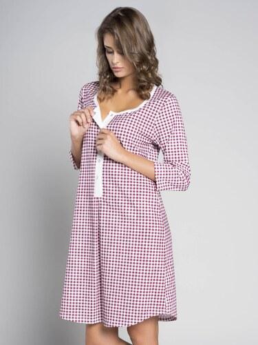 Italian Fashion Těhotenská a kojicí noční košile Nola - Glami.cz 77405a2a31