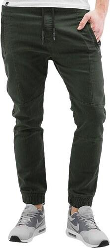 2Y PREMIUM 2Y kalhoty pánské Leeds Jogg Fit Pants Khaki - Glami.cz baef6e6baf