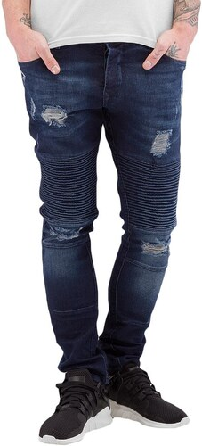 2Y PREMIUM 2Y kalhoty pánské Liverpool Skinny Jeans Blue - Glami.cz 303fbc0e86