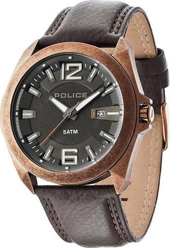 Pánské hodinky Police PL14103JSQR 61 - Glami.cz 1f104850e07