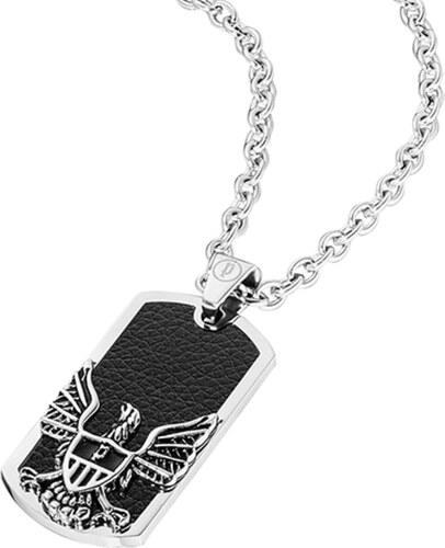 Pánský náhrdelník Police INDEPENDENCE PJ25712PSS 01 - Glami.cz c7fc588685e