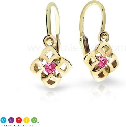 9696aee9c Cutie Jewellery Dětské naušnice Cutie C2258 - Glami.cz