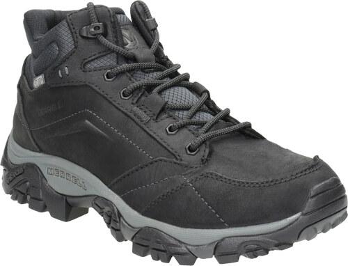 e139040b213 Merrell Kožená členková obuv v Outdoor štýle - Glami.sk