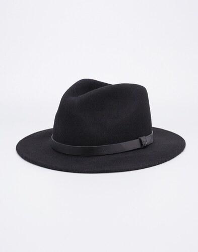 Klobouk Brixton Messer Black Black - Glami.cz e9854aa004