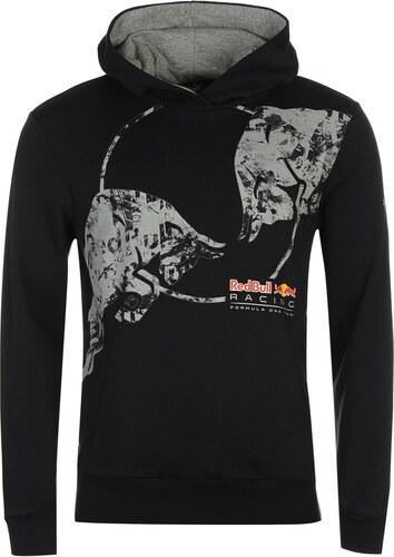 0f5be2d6e8a mikina Puma Red Bull Racing Hoody pánská Navy - Glami.cz
