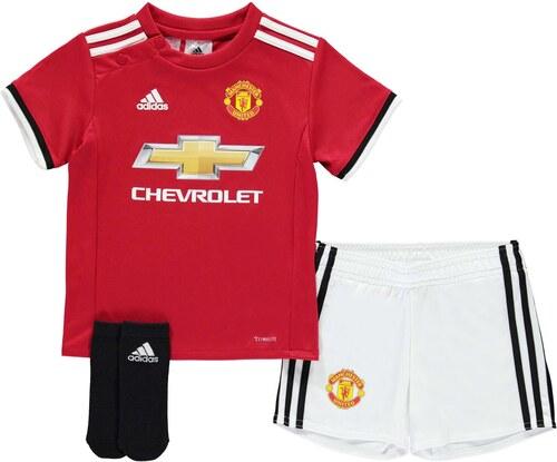 7ac7c1816694 Detské oblečenie Adidas Manchester United Home Mini Kit 2017 2018 Baby