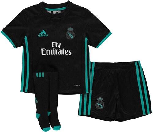 Detské oblečenie Adidas Real Madrid Away Mini Kit 2017 2018 - Glami.sk 6a8628bd2d7