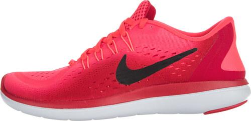 3b2fc33e988b2 Nike Flex 2017 RN Tenisky Červená Růžová - Glami.cz