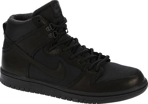 boty Nike SB Zoom Dunk H Pro Bota - Black Black Anthracite - Glami.cz 4581ba2e89