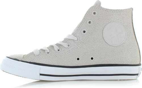 Converse Bézs női magas tornacipő Chuck Taylor All Star Leather ... 36073abe07