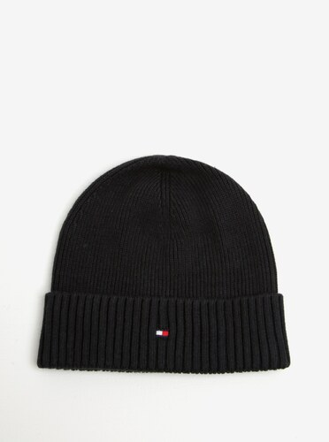 Čierna pánska čiapka Tommy Hilfiger - Glami.sk 2e6f9570b2a