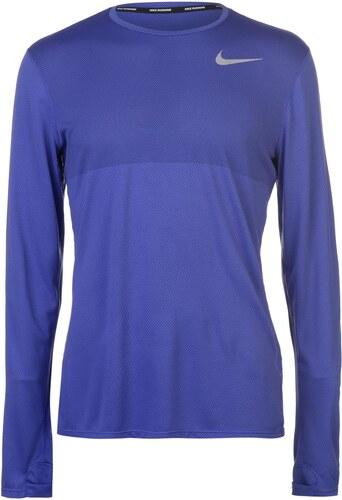 2f168fd99c17 Pánske tričko Nike Zone Relay Long Sleeve Running Top Mens - Glami.sk