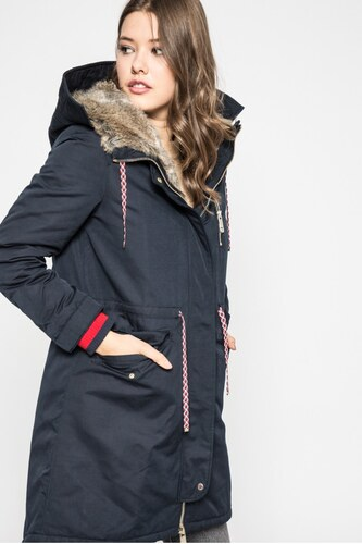 e926238510 Tommy Hilfiger - Kapucnis kabát Cynthia - Glami.hu