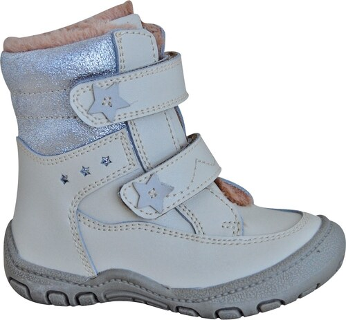 c683ec99c8 Protetika Dievčenské zimné topánky TRIS - béžové - Glami.sk