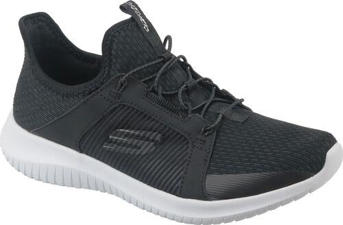 e509e0c2356 Černá dámská sportovní obuv SKECHERS Ultra Flex (12832-BLK) - Glami.cz