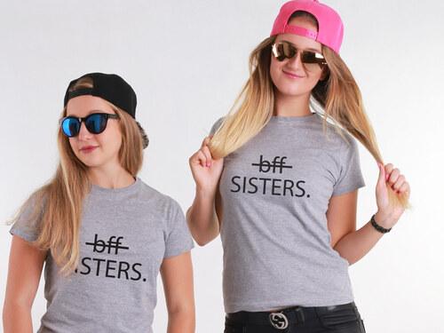 6b75a6e2180 BFF sisters (set dvou triček) - Glami.cz
