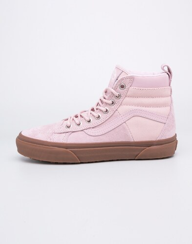 Sneakers - tenisky Vans Sk8-Hi 46 MTE DX Sepia Rose Gum - Glami.cz dcf46b8619