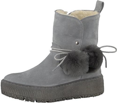 a93af80722 Tamaris Elegantná zimná obuv 1-1-26972-39-200 Grey - Glami.sk