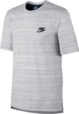 Nike M Nsw Av15 Top Ss Knit bílá 3a5459601c